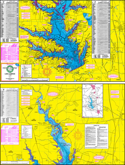 lake conroe fishing map gps coordinates for fishing hot
