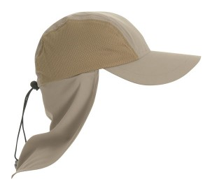 Fishing Cap with Rear Flap