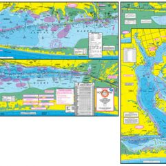 Lower Laguna Madre Fishing Map w/GPS